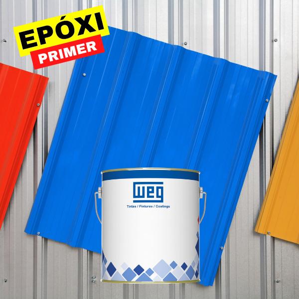 TINTA WEG W-POXI CVE 355 - 519