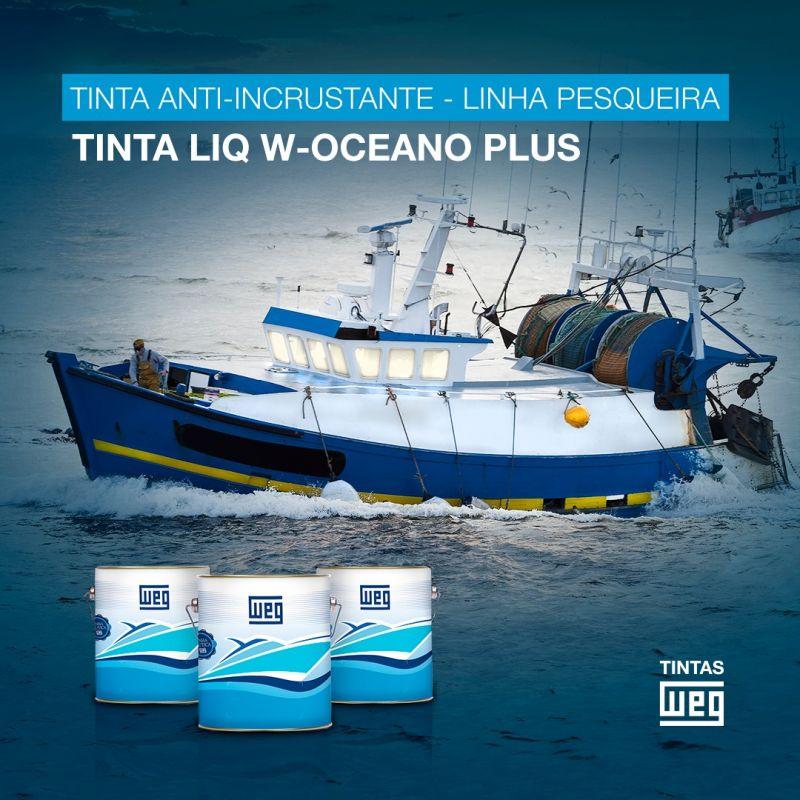 TINTA WEG OCEANO PLUS - 543