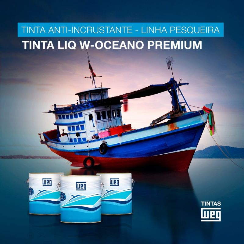 TINTA WEG OCEANO PREMIUM - 546