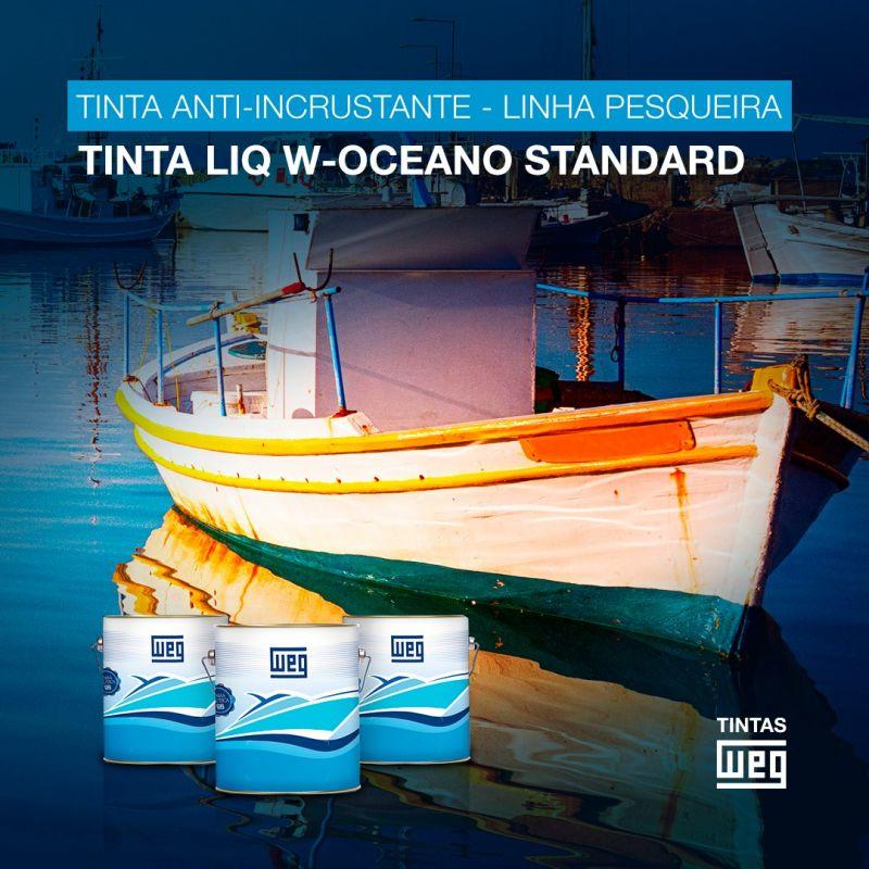 TINTA WEG OCEANO STANDARD - 549