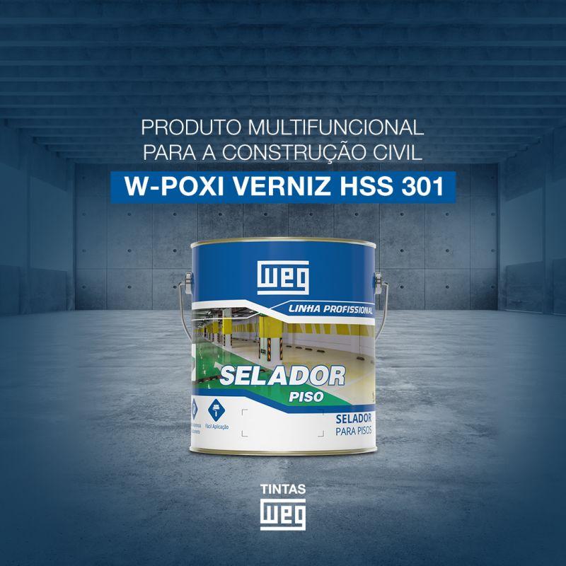 TINTA WEG W-POXI HSS 301 - 388