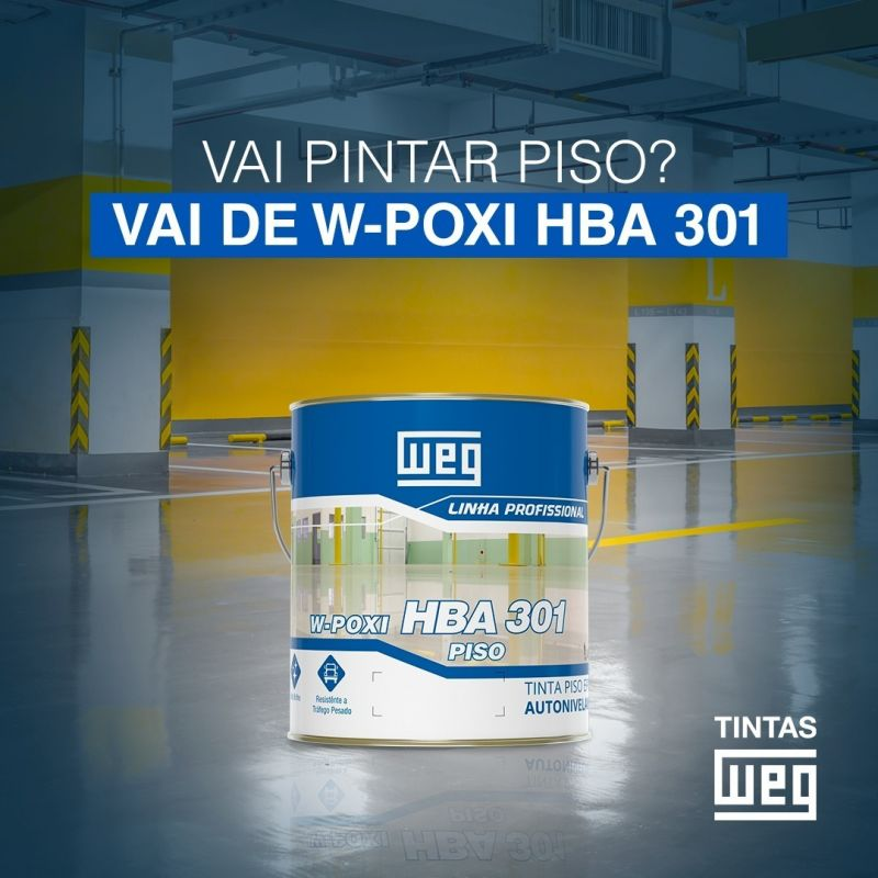 TINTA WEG W-POXI HBA 301 - 333