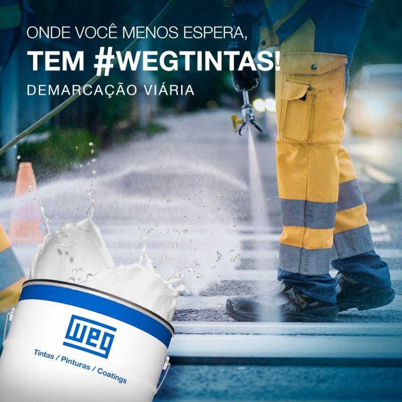 TINTA WEG WEGVIÁRIA CVP 605 - 172