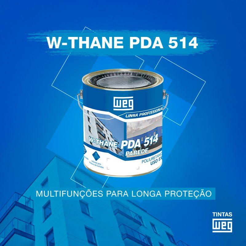 TINTA WEG W-THANE PDA 514 EASY CLEAN - 165