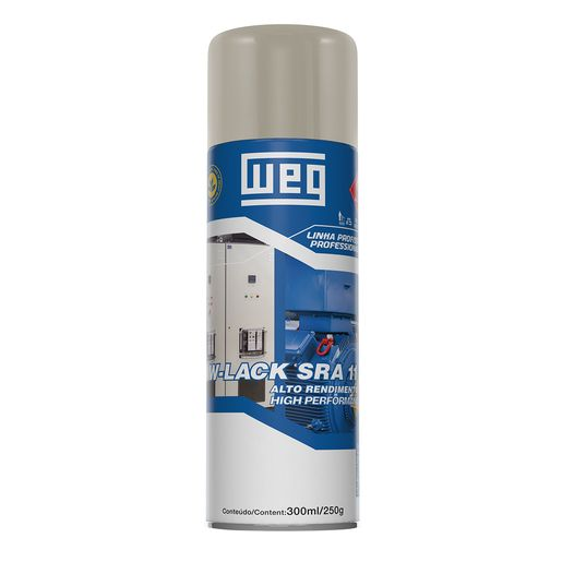 TINTA WEG W-LACK SRA 11 SPRAY - 198